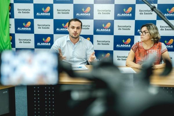 Sesau atualiza boletim e Alagoas tem 28 casos confirmados de coronavírus
