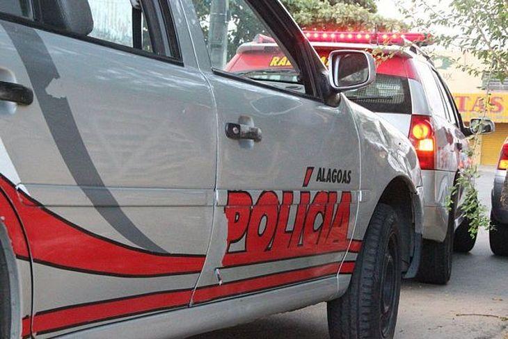 Homem é morto com 12 tiros na parte alta de Maceió