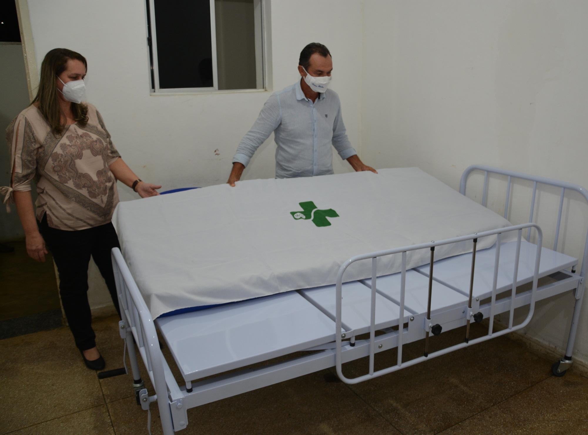 Prefeitura de Anadia adquire novos mobiliários e equipamentos para Unidade Mista Senador Rui Palmeira