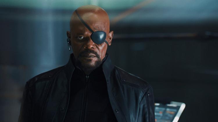 Nick Fury ganhará série com Samuel L. Jackson no Disney+